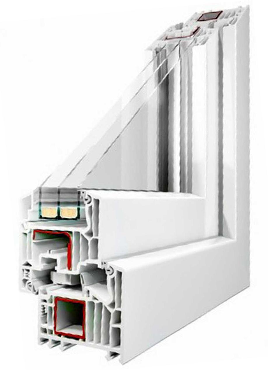 Pvc picardi for Dimensioni finestre velux nuova costruzione