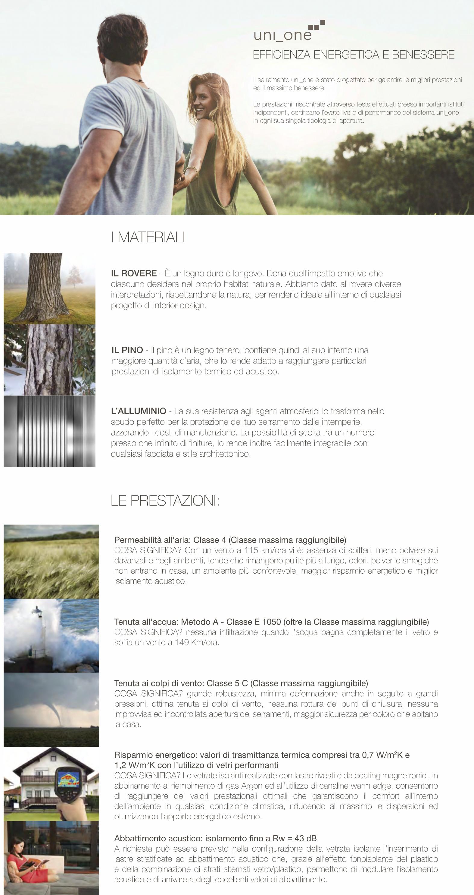 Che Cos È Il Legno legno-alluminio uni-one | picardi